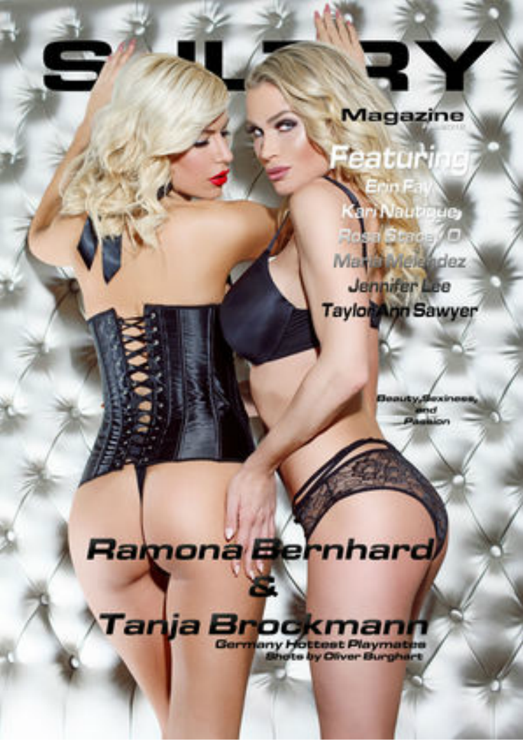 SULTRY Magazine Feb.Issue