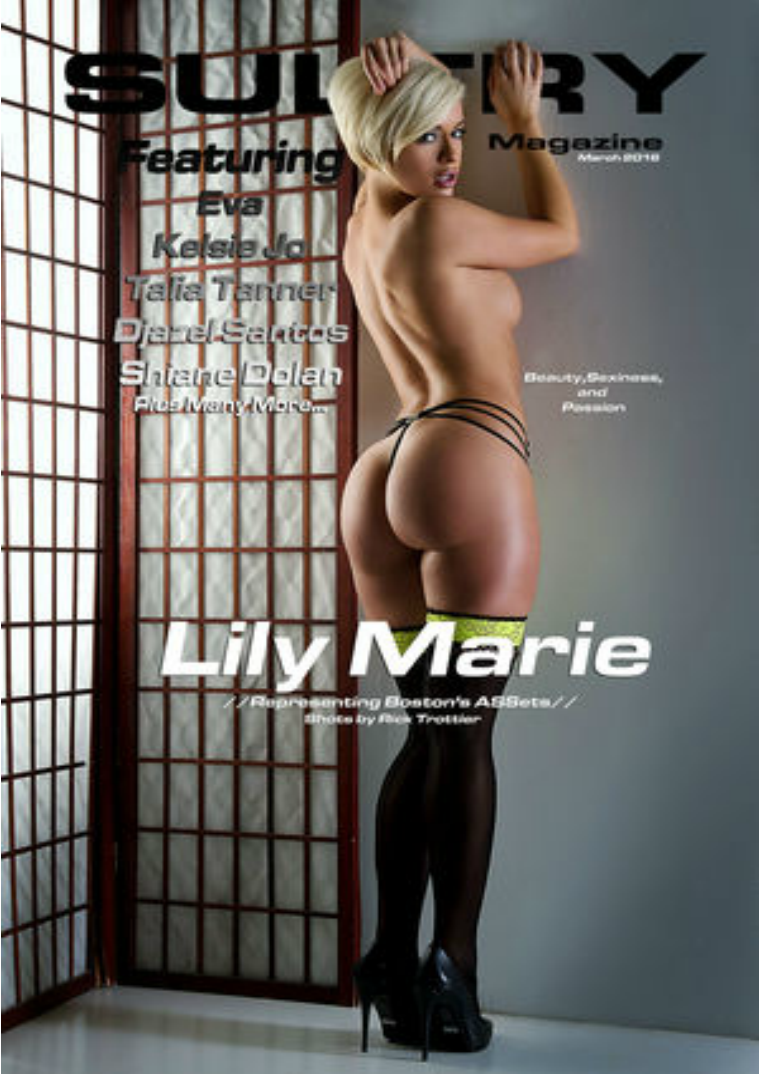 SULTRY Magazine March Issue