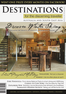 Destinations for the discerning traveller