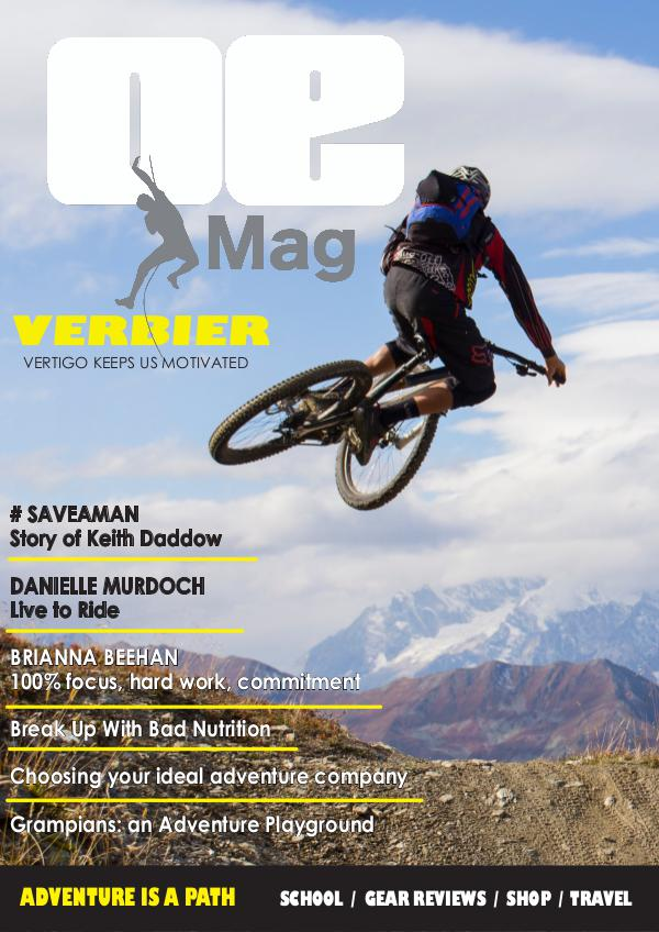 Outer Edge Edition 48