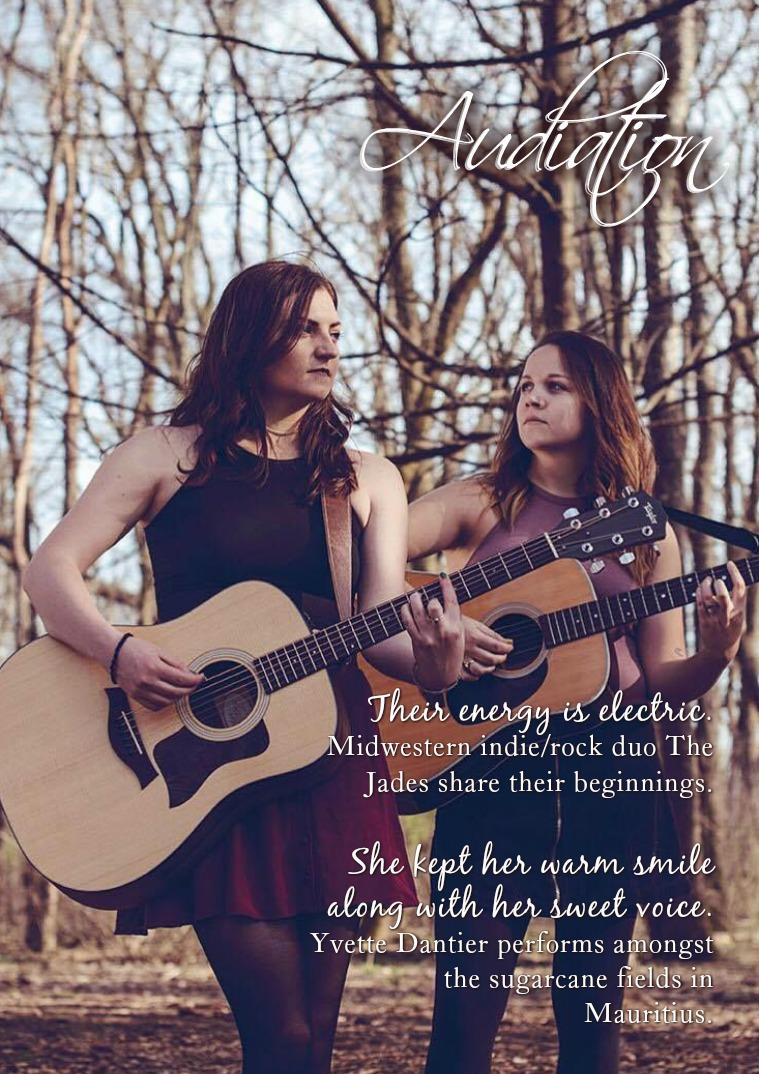 Audiation Magazine AM041 Print