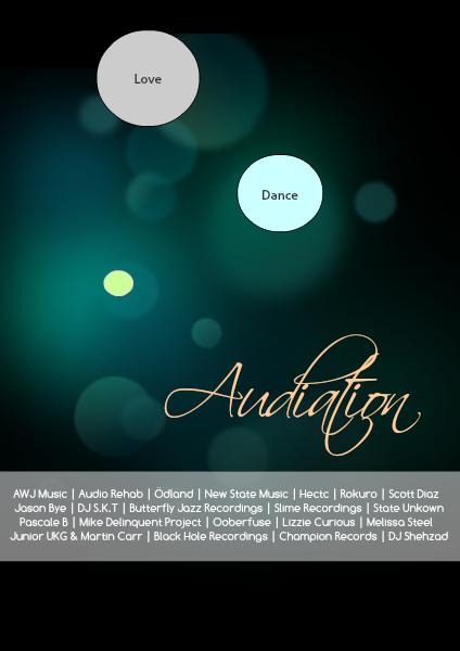 Audiation Magazine AM002 Print