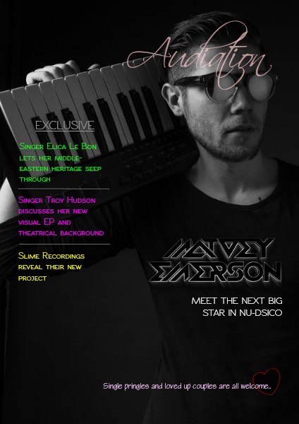 Audiation Magazine AM010 Digital