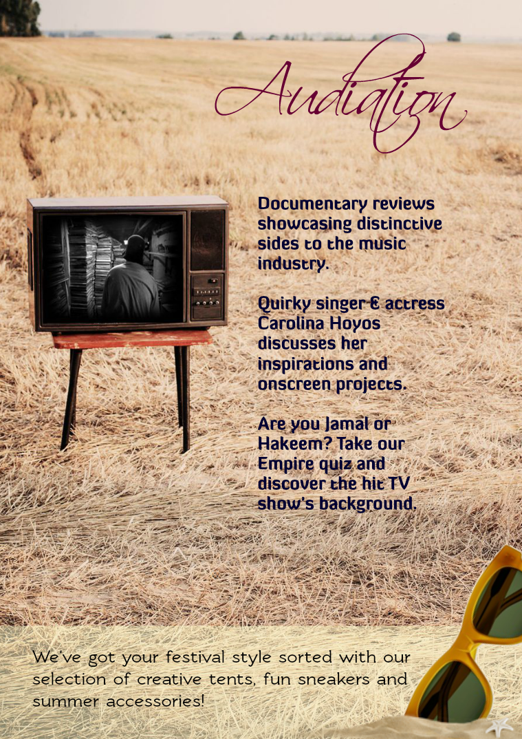 Audiation Magazine AM015 Digital