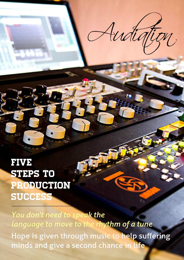 Audiation Magazine AM020 Print
