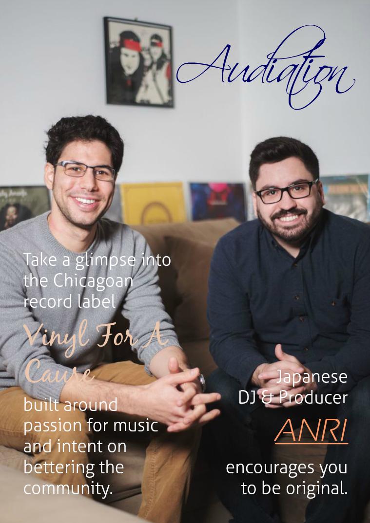 Audiation Magazine AM024 Digital