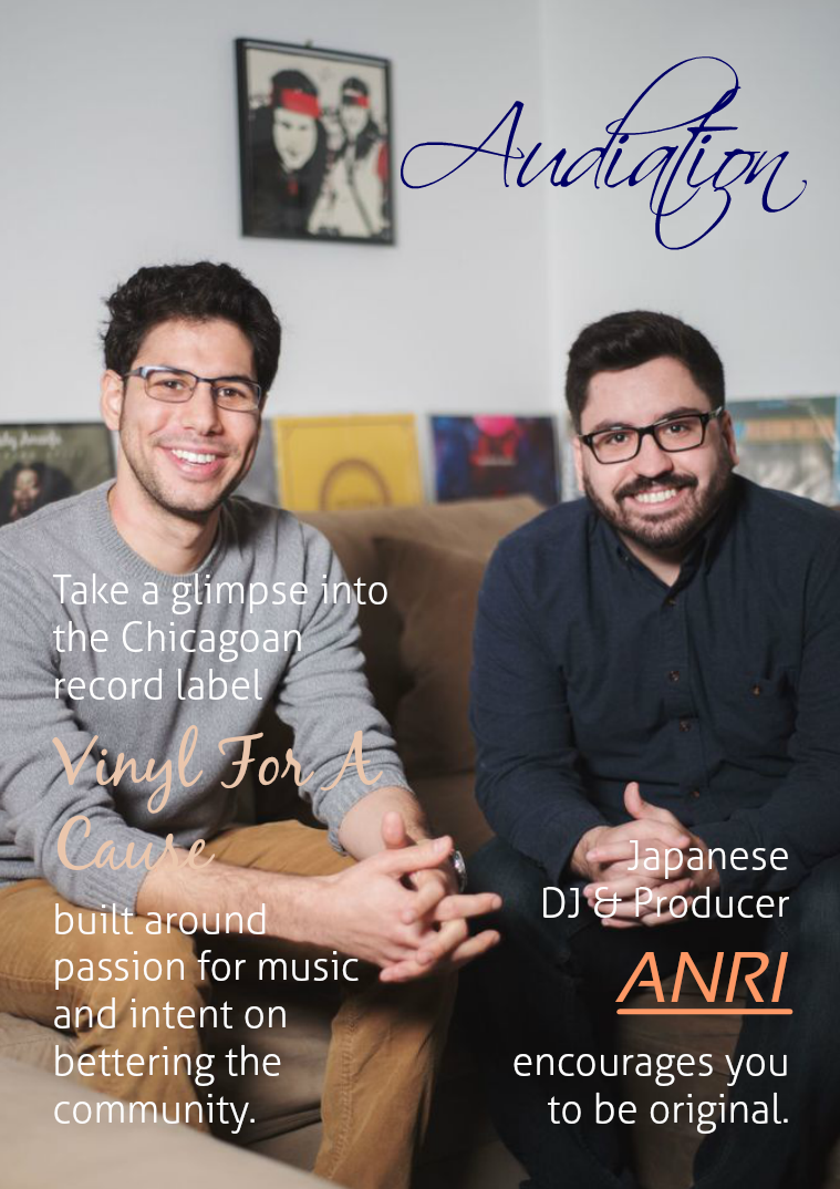 Audiation Magazine AM024 Print