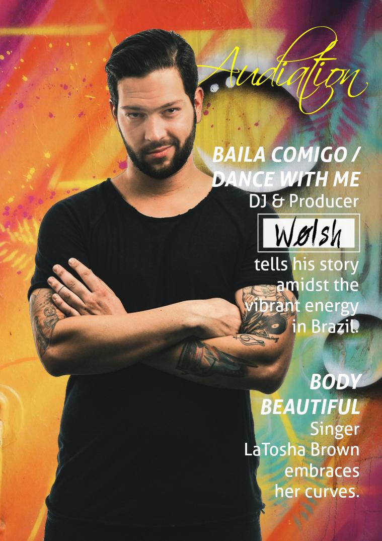 Audiation Magazine AM028 Digital