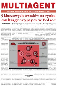 MULTIAGENT - dodatek specjalny do GU 18/2014