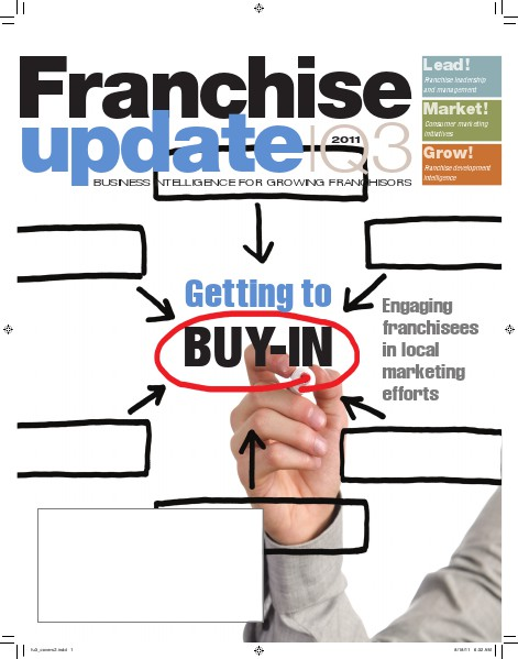Franchise Update Magazine Issue III, 2011