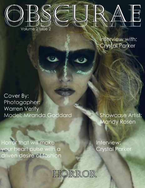 Obscurae Magazine Volume 2 Issue 2