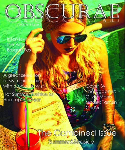 Obscurae Magazine Volume 4: Combined Issue