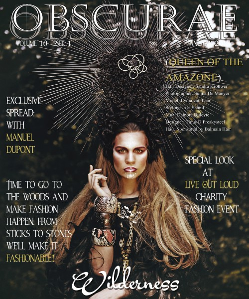 Obscurae Magazine Volume 10 Issue 1: Wilderness