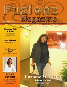 Fuzionz Magazine and TV