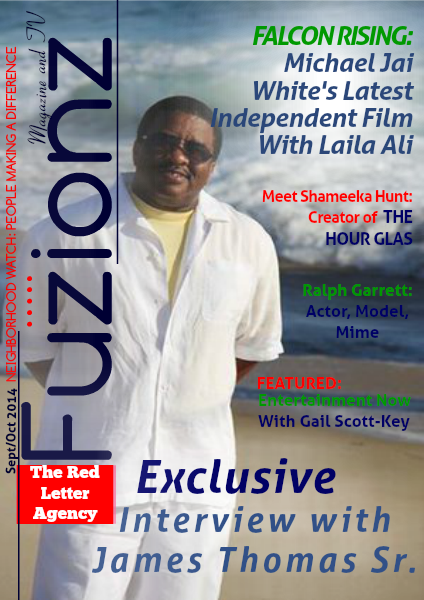 Fuzionz Magazine and TV Sept Oct Issue 2014