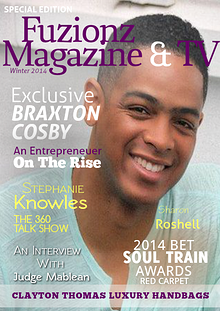 Fuzionz Magazine and TV