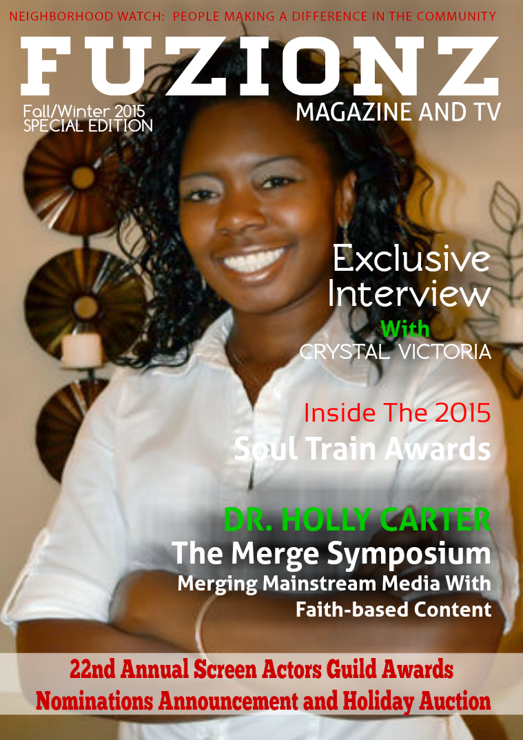 Fuzionz Magazine and TV 2015 Fall/Winter Special Edition