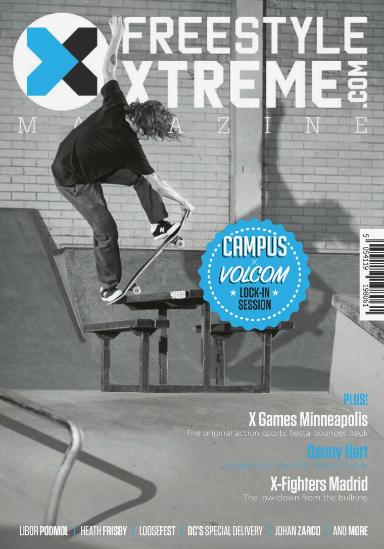 FreestyleXtreme Magazine Issue 20