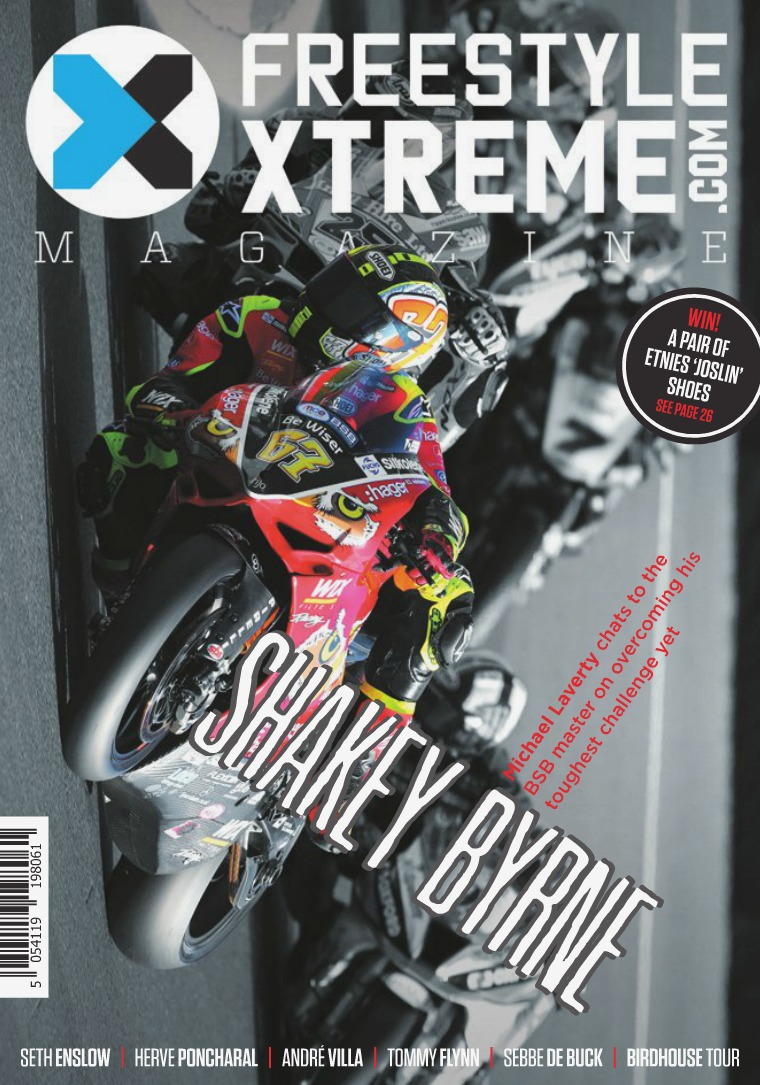 FreestyleXtreme Magazine Issue 25