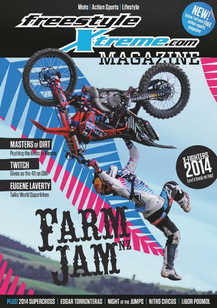 FreestyleXtreme Magazine Issue 1