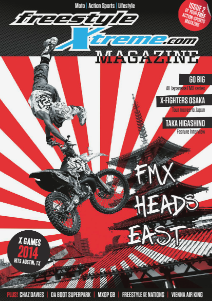 FreestyleXtreme Magazine Issue 2