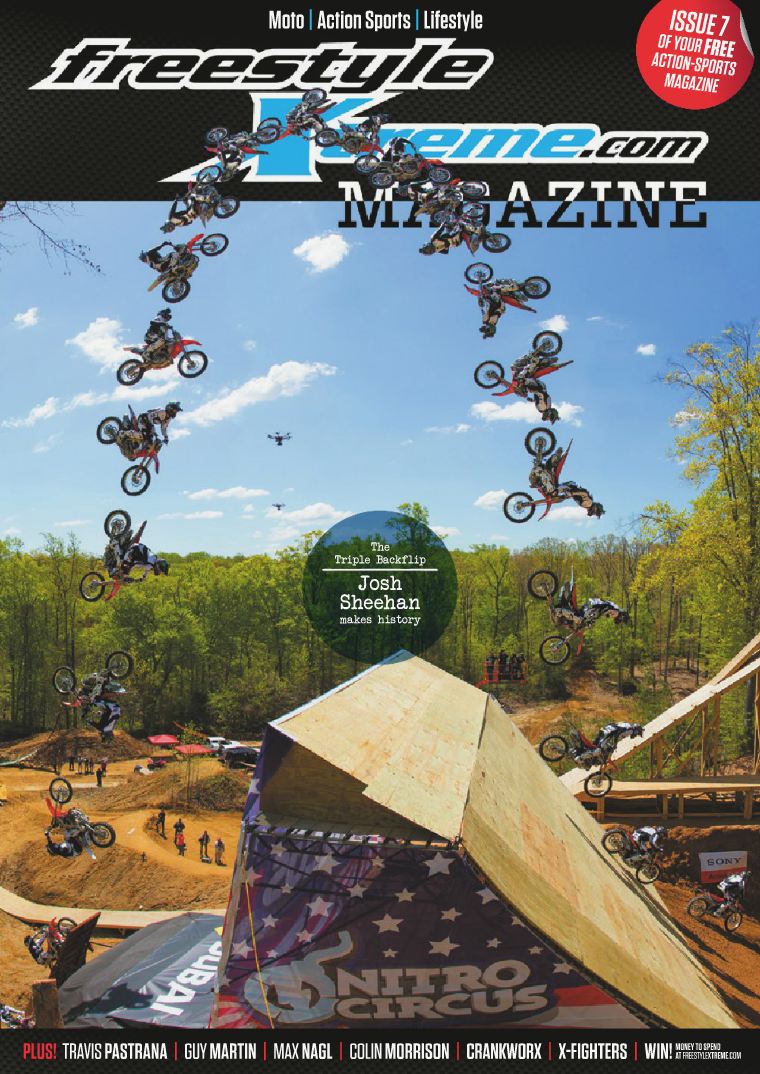 FreestyleXtreme Magazine Issue 7