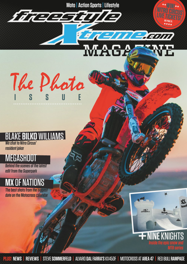 FreestyleXtreme Magazine Issue 9