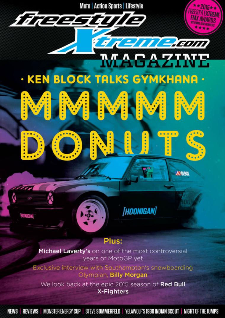 FreestyleXtreme Magazine Issue 10