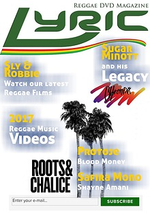 Lyric Digital Reggae Magazine
