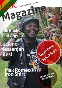 Lyric Digital Reggae Magazine
