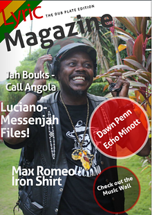 Lyric Digital Reggae Magazine Dubplate 3