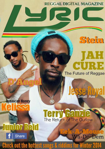 Lyric Digital Reggae Magazine Issue 2