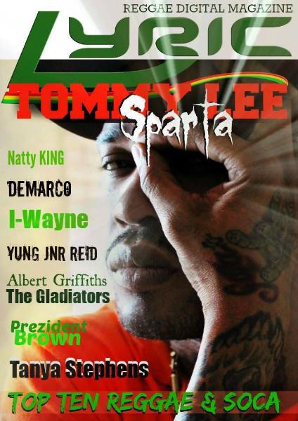 Lyric Digital Reggae Magazine 3