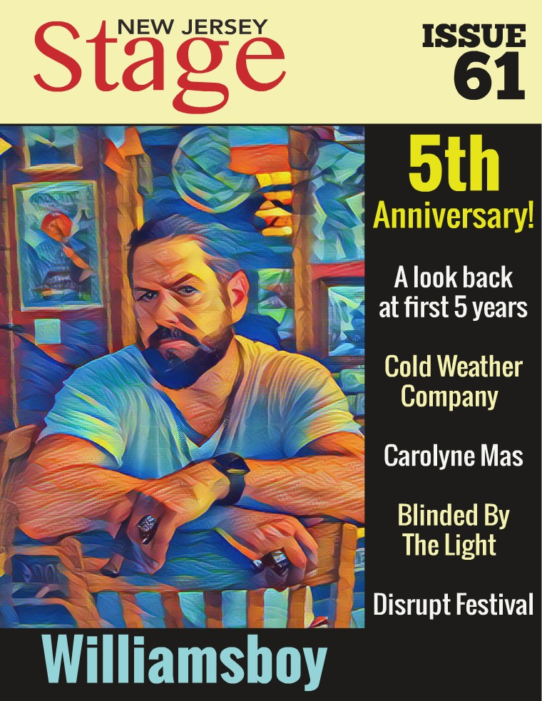 New Jersey Stage Issue 61