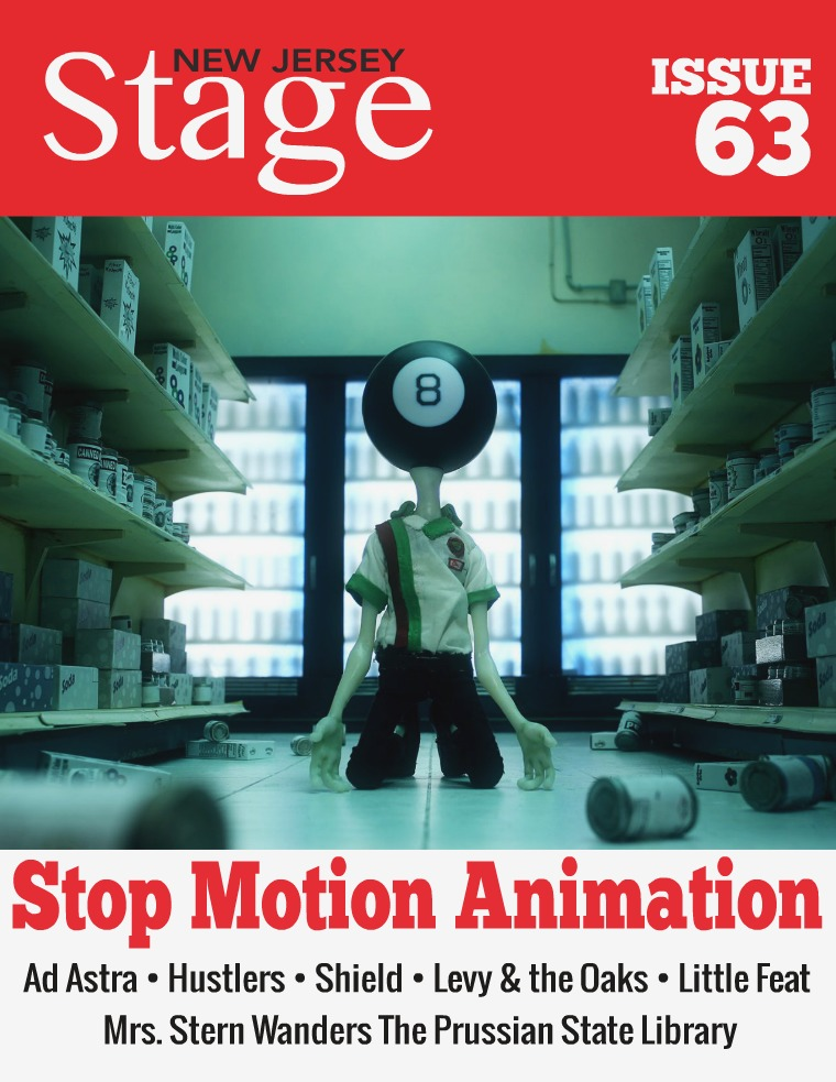New Jersey Stage Issue 63
