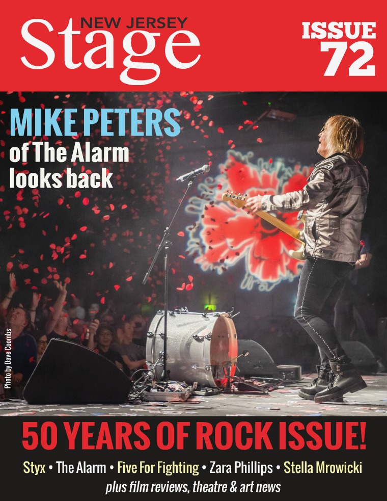 New Jersey Stage Issue 72