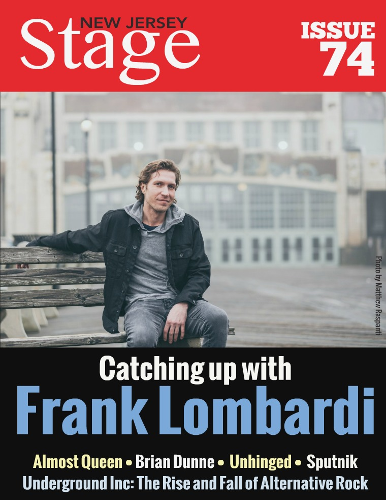 New Jersey Stage Issue 74