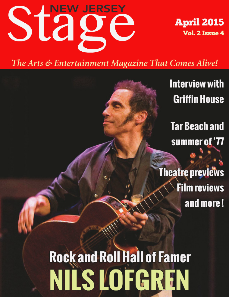 New Jersey Stage April 2015