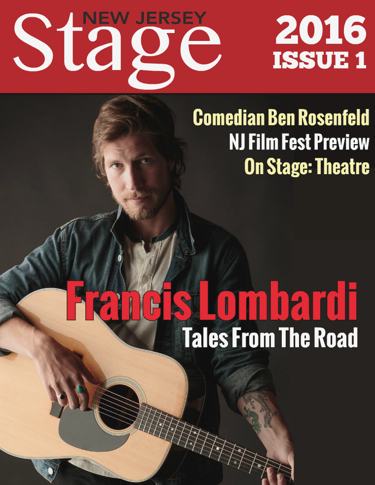 New Jersey Stage 2016: Issue 1