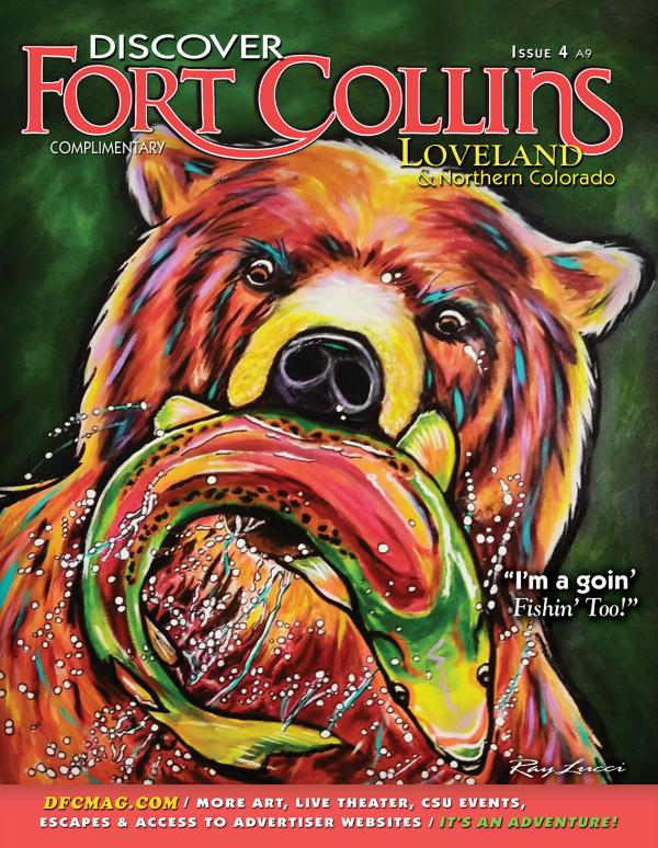 Discover Fort Collins Magazine Summer 2019 Issue 5