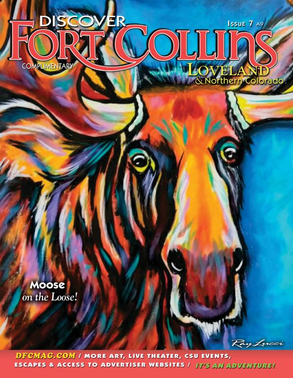 Discover Fort Collins Magazine Fall 2019, Issue 7