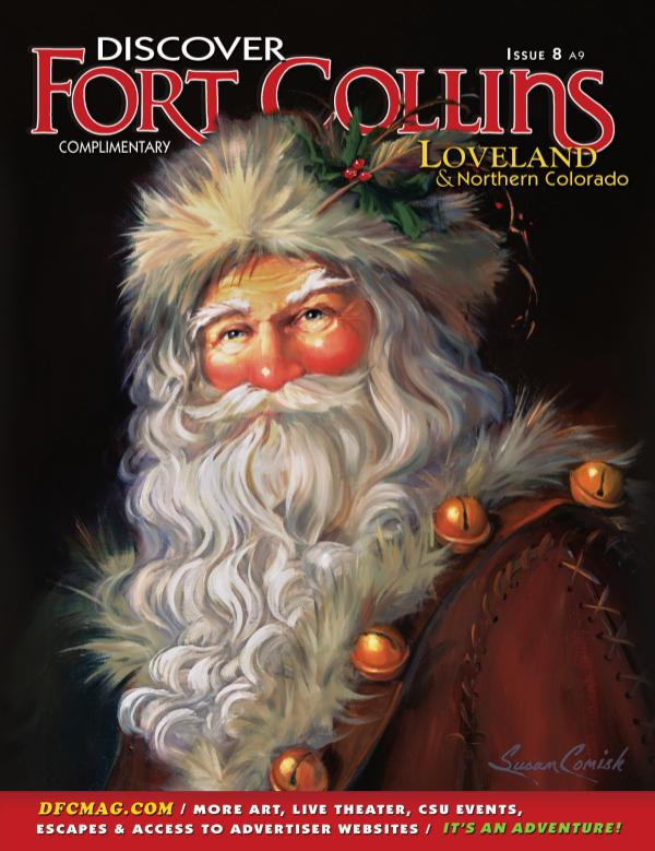 Discover Fort Collins Magazine Holiday 2019, Issue 8