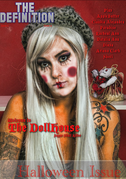 The Definition Issue 6: Halloween Cover 4