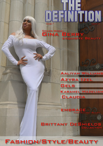 The Definition Issue 7 Fashion/Style/Beauty cover 1