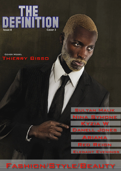 The Definition Issue 8 Fashion/Style/Beauty cover 2