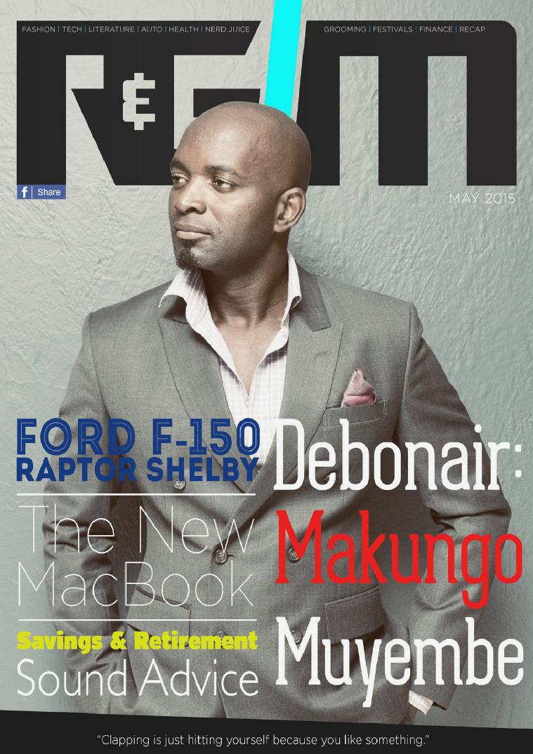 Edition #10 - MAY 2015