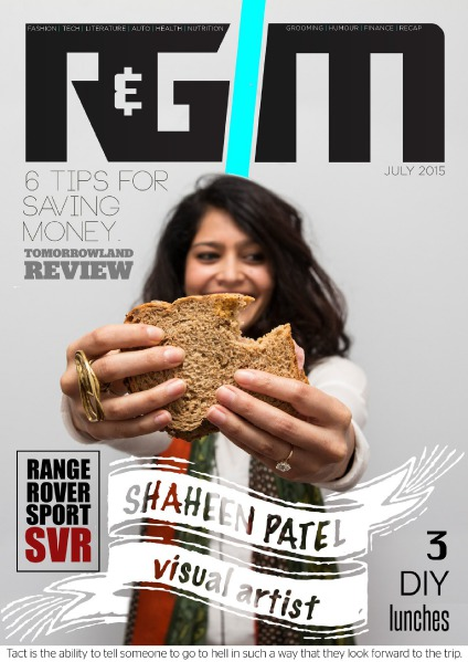 R&G|MAGAZINE Edition #12 - July 2015