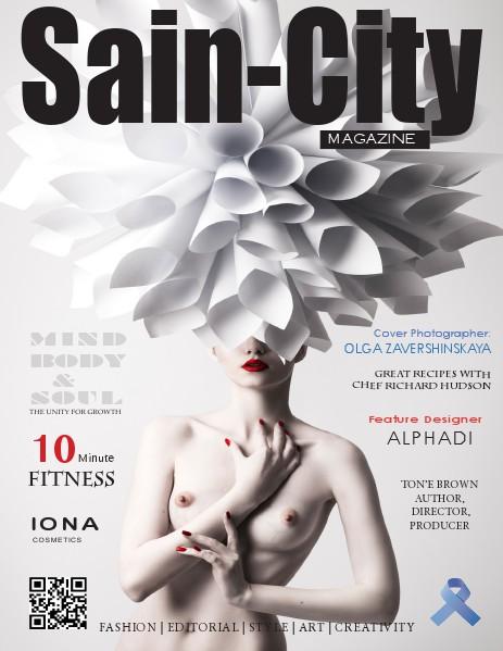 SAIN-CITY MAGAZINE ISSUE 6
