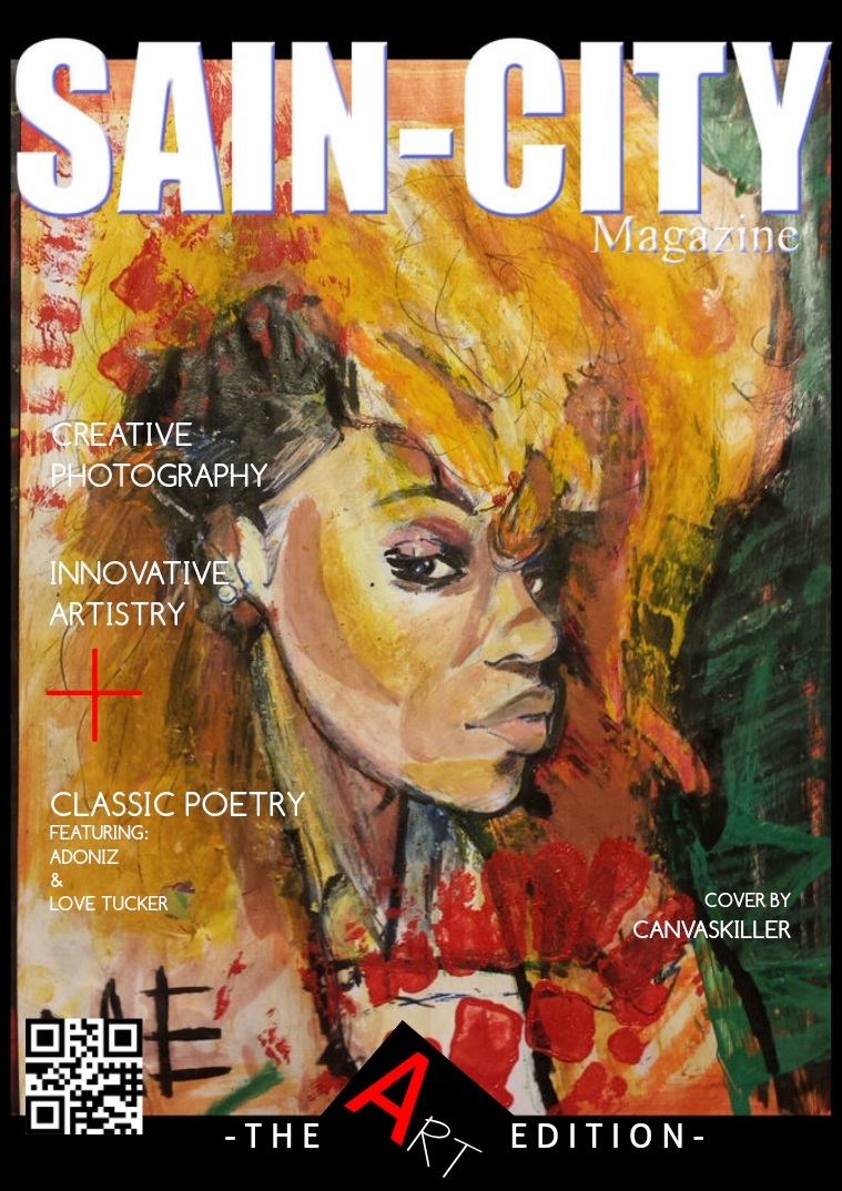 SAIN-CITY MAGAZINE ISSUE 11