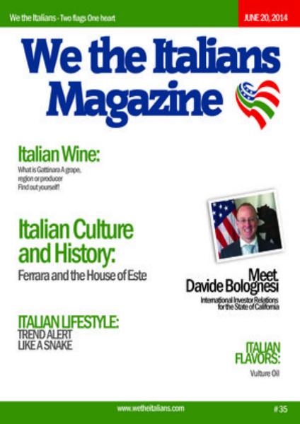 We the Italians June 20, 2014 - 35